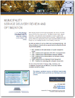 Service Delivery Review